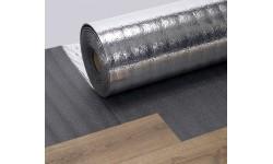 SILVERFOAM® 3 MM - SOUS-COUCHE - ROULEAU DE 15 M x 1 M - 15 M²