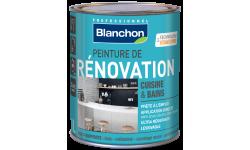 PEINTURE DE RÉNOVATION CUISINE & SALLE DE BAINS