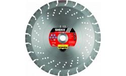 SHOXX X13 Ø 300 MM AL25,4/SAS