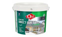 Peinture direct sur toits Acrytol Brun 10 L