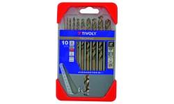 Coffret de forets métal HSSE5 Cobalt TECHNIC haute performance