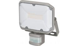 Brennenstuhl Projecteur LED AL 2050 avec détecteur de mouvements infrarouge 20W, 2080lm, IP44